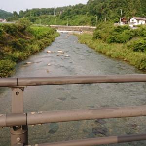 吉和川行ってみた。