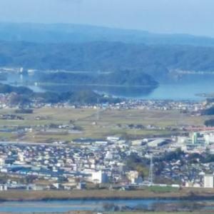 久松山トレッキング