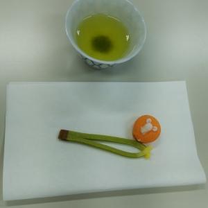 鳥取ファミリーサポートセンター・先輩からのお茶
