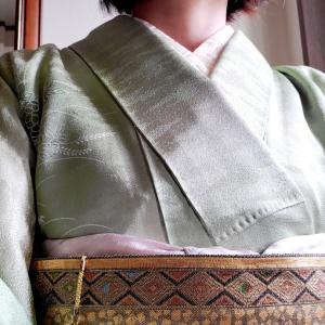 【娘の卒業式へ】久々の着物コーデ