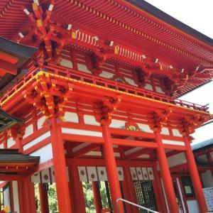 近江神宮に行ってきました。