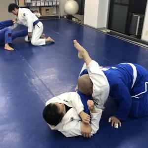 これほどブラジリアン柔術らしい技はありません。
