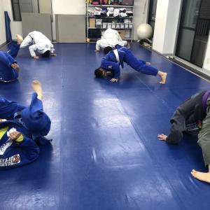 ブラジリアン柔術の楽しさ。