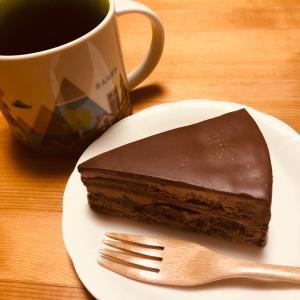 【母の日】シャトレーゼの糖質制限チョコレートケーキ。