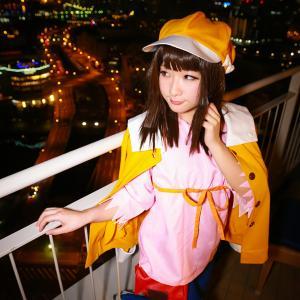 とっても可愛いですよ「千石撫子(化物語)コスプレ写真(みみたさん)」Lovely Cosplay Fashion Photos of Japanese Woman