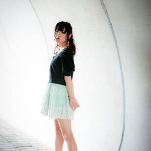 綾さんと公園女性ポートレートの作品①:Lovely Portrait Photos of Japanese Woman