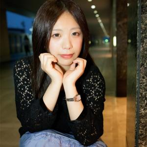 桃華さんとの素敵な夜景ポートレート作品をこちらにも掲載です(Lovely Photos of Japanese)