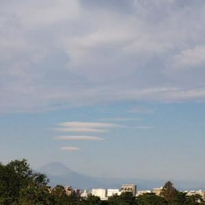 思索する富士山…(邦楽大会ダョ!)