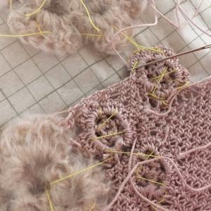 編み物教室 お家で手作りタイム