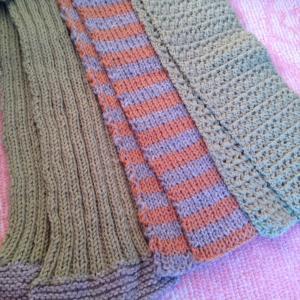 編み物教室 編み物で、リラックスタイム