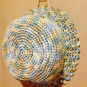 編み物教室 夏の子供用帽子を編みましょう