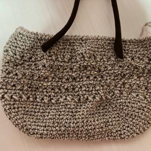 編み物教室 製作途中の作品とご対面~完成目指します