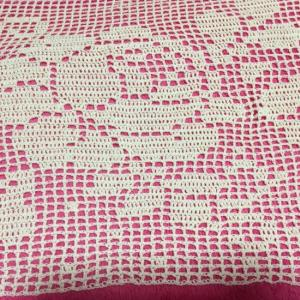 編み物教室 方眼編みの作品