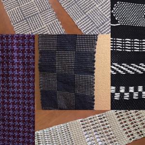 手作り教室 卓上織り機 を楽しみましょう