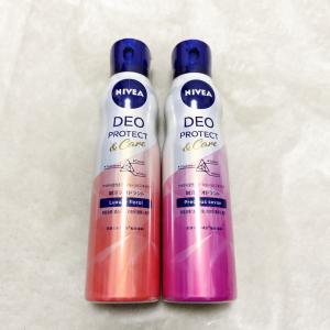 ニベア デオプロテクト&ケア スプレー ラグジュアリーフローラルの香り