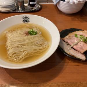 昨年一番印象に残ったヒンヤリンコで冷たいのん!再び! I♡京都拉麺883「らぁ麺 すぐる 8」
