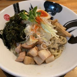 今週土日の『突発限定麺』はヒンヤリンコでまっぜまぜ~! 「きんせい 高槻駅前店 164」