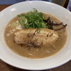 1年ぶりのTKM(卵かけ麺)でブヒブヒ~! I ♡ 京都拉麺889「キラメキの豚 42」