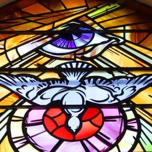 ミサ再開 静かに祈る聖霊降臨の主日