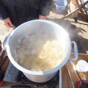 シェア畑深大寺 「鍋イベント」が開催されました。
