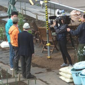 シェア畑深大寺 NHKニュース「おはよう日本」で紹介される