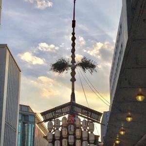 今年の祇園祭は…