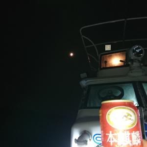 月夜の凪海で…