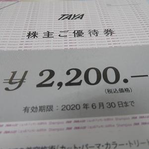 4679TAYA さんより施設利用券を頂きました。