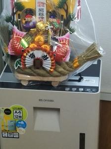 闘鶏神社の縁起物でご利益祈願
