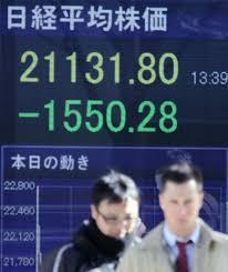 世界各国で株安連鎖