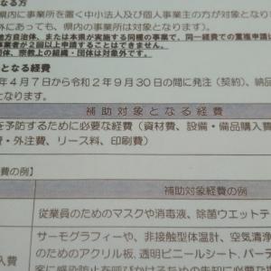 兵庫県中小企業事業再開支援を活用