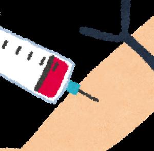 血液検査を行いました。