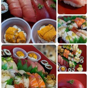 Sushi Kaji お値打ちTake Out。このチャンスを逃すな!