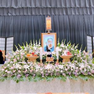お葬式でのサプライズ