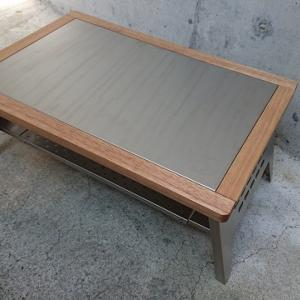 笑's 焚き火調理台450re Titanium