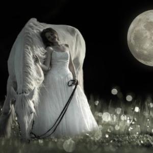 双子座の満月で経験した、生まれ変わり