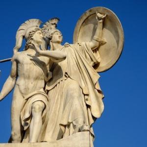 女神アテナからのメッセージ