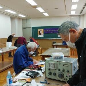 6m AM自作無線機情報交換会開催(11月15日・日曜日)