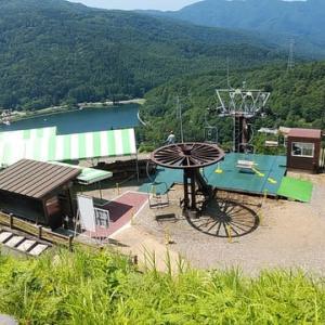 三峰山へ移動運用に(8月4日)・日曜日)