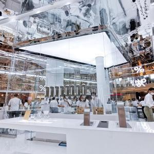 コーヒーロースター「% Arabica」のタイ1号店が「ICONSIAM」にオープン