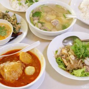 プルンチット駅近くの美味しいタイ料理屋さん【サングワンシー】