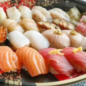 【デリバリー】田中水産のお寿司が美味しい!(バンナー店/トンロー店)