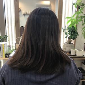 カラーの時の髪と頭皮の負担を少なくする