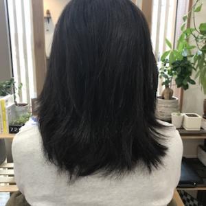 髪を伸ばすから軽くするだけの意味とは?