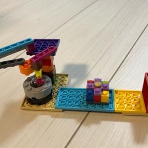 レゴでいろいろ作品 5歳