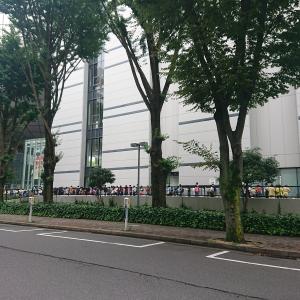 名古屋でも人気イベントは大行列w(゜o゜)w