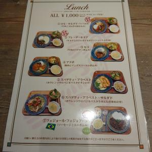 富山駅前CiC地下 インカ食堂のアドボ♪