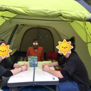 今年のキャンプ初め その1