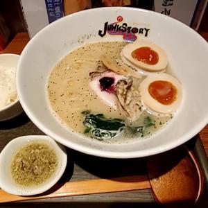 らーめんstyleJUNKSTORYあべの味店~時々麺と心7、、、☆