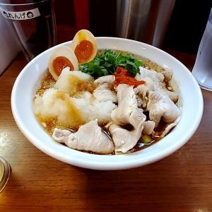 辛口炙り肉ソバひるドラ鶴橋店、、、☆